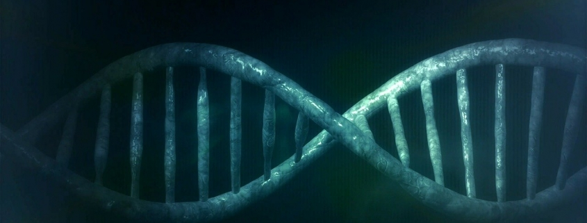 Why we age & why genomics